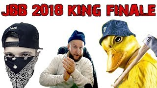 JBB 2018 KINGFINALE I ENTETAINMENT vs. TIMATIC I Reaction/Analyse
