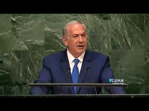 • Benjamin Netanyahu • United Nations Address • 10/1/15 •