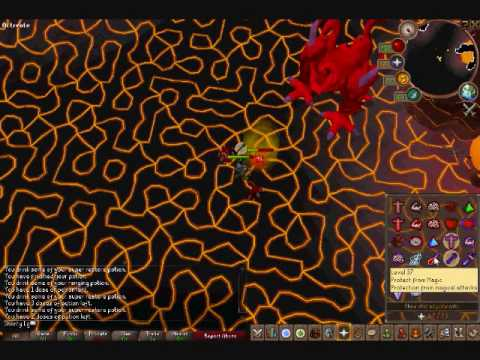 Hp Update (Constitution) – Firecape (Owning jad) Hawt hits