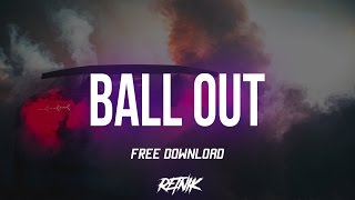 'BALLOUT' HARD BASS Cypher Type Booming 808 Trap Beat Rap Instrumental | Prod. Retnik Beats