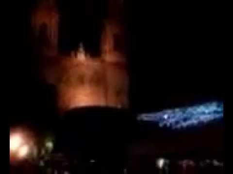 El grito de independencia en Taxco