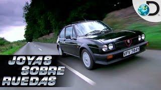 Prueba del auto Alfa Romeo Alfasud 1970 - Joyas Sobre Ruedas l Discovery Latinoamérica
