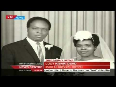 Who is Lucy Kibaki? What you probably didn't know about Former First Lady