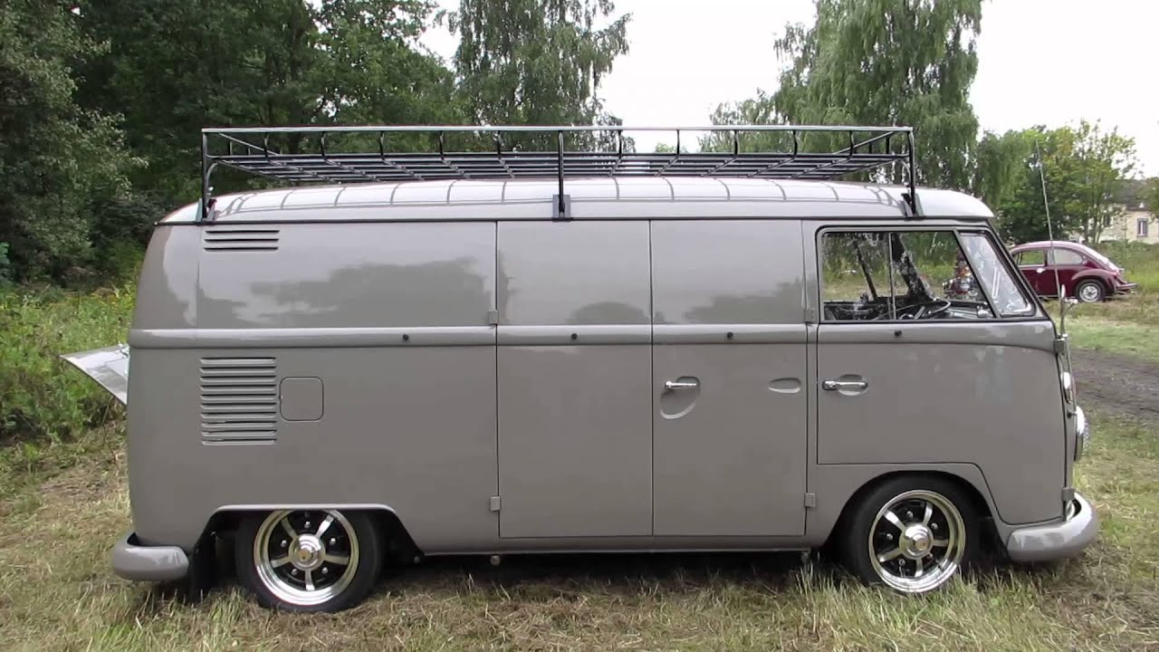 Vw Type2 T1 Panelvan Simpelveld 2013 Youtube