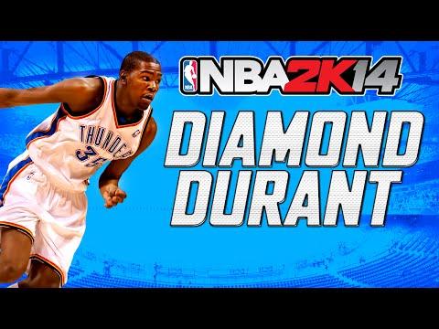 NBA 2K14 MyTeam - DIAMOND KEVIN DURANT! - Gameplay Review - Finally Got Him!
