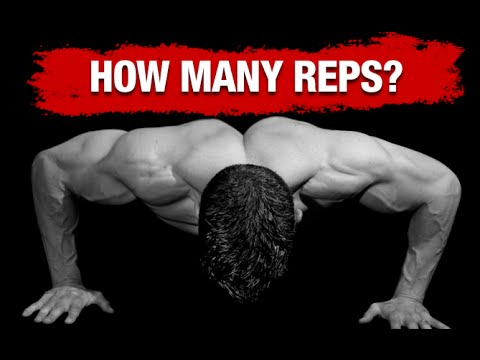 How Many Reps to Build Muscle (BODYWEIGHT EXERCISES!) Image 1