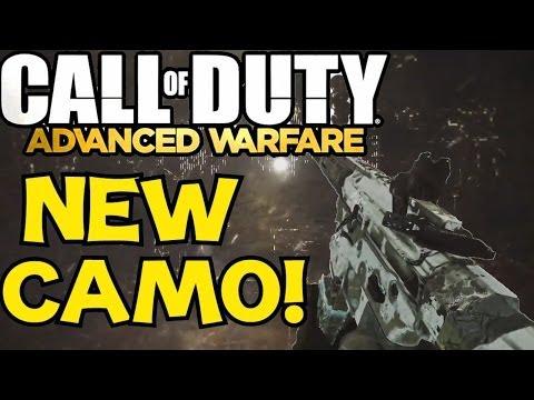 Call of Duty: ADVANCED WARFARE - NEW CAMO! Black Ops 2 & GHOSTS DLC! (COD Advanced Warfare)