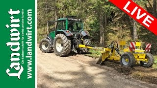 LIVE: Rent a Grader by Thomas Holzer | landwirt.com