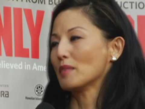 Tamlyn Tomita Interview