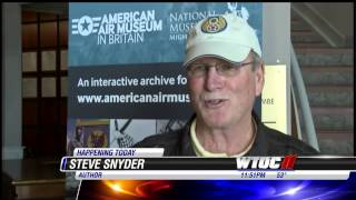 Super Museum Sunday with Steve Snyder Author of Shot Down