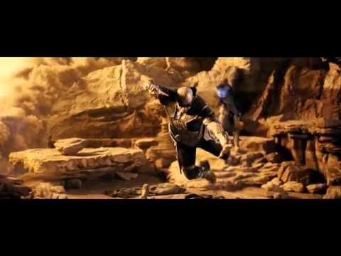 Riddick 2013 Trailer Vin Diesel Movie Riddick 3  Official HD]