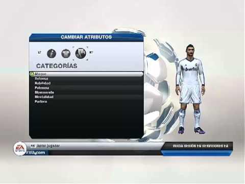 FIFA 13; New Nike Mercurial vapo