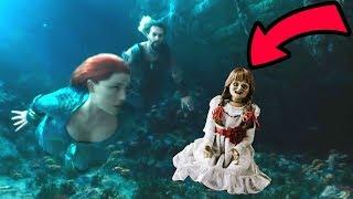 Top 10 Things You Missed in Aquaman (2018)