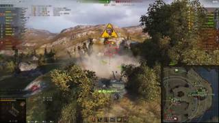 World of Tanks Quick Match: BatChat 25t AP First Impressions