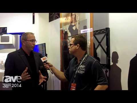ISE 2014: Gary Kayye Talks Brian McClimans About Peerless-AV's Move Beyond Just Mounts