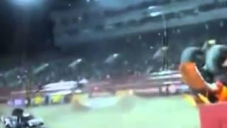 [Double somersault] Video