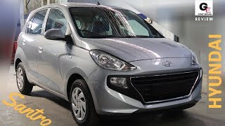 2018 Hyundai Santro Sportz AMT | 2018 Santro | detailed review | features | specs | price !!!