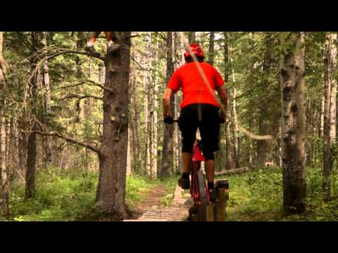 Mountain Biking in Hinton - Travel Alberta - Alberta Story