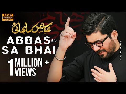 ABBAS SA BHAI | Mir Hasan Mir New Nohay 2020 | New Noha 2020 | Mola Abbas Noha 2020 | Haye Alamdar