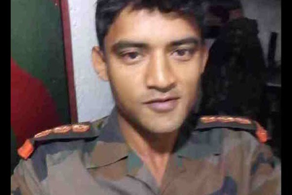 Army captain in J&K goes missing while travelling by train from Katihar-New Delhi