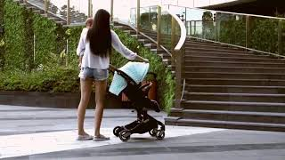 Apple Quince | Baby Stroller Babysing Travel