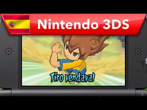 Inazuma Eleven GO Luz Sombra Crea tu once ideal Nintendo 3DS