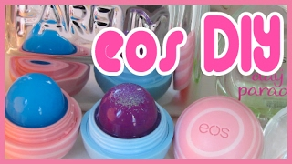 Eos DiY Lufterfrischer / DiY little eos air refreshener