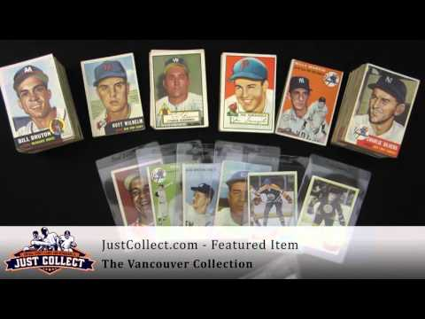The Vancouver Collection with Mickey Mantle