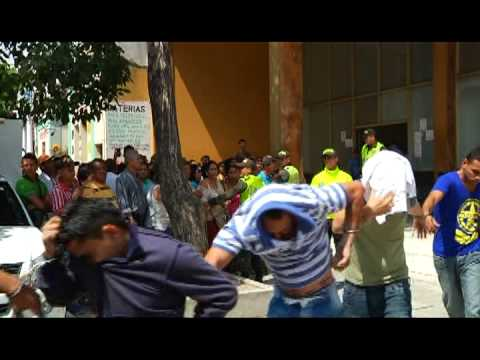 Capturada banda delincuencial en Barranquilla