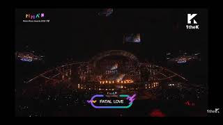 Mma 2018 G Idle Intro Hann Latata Performance