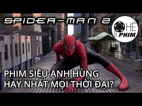 SPIDER-MAN 2 - Phim siêu anh hùng hay nhất mọi thời đại? thumbnail