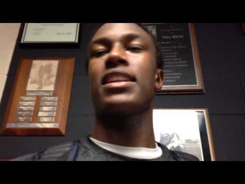 Top 3 2014 recruit Trinity (TX) C Myles Turner breaks down recruitment from the TOC.