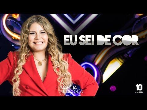 Marília Mendonça - Eu Sei De Cor - DVD Realidade