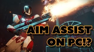 Destiny 2 PC Aim Assist Controversy! - The Know Game News