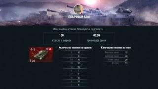 "Стрим игры ""World of Tanks -Blitz""."