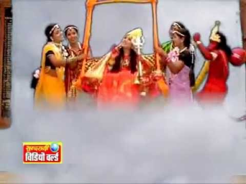 Chhattisgarhi Devotional Song - Mola Jhulan - Kali Kankali - Puran Sahu video