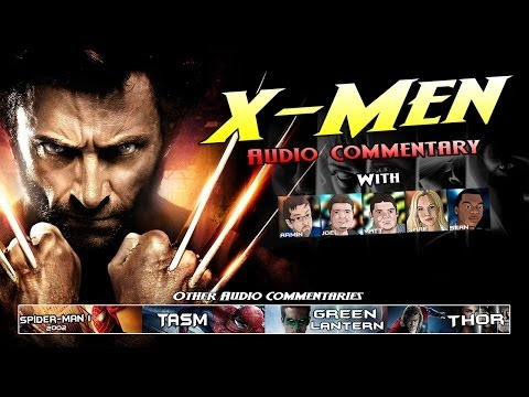 X-Men (2000) Audio Commentary