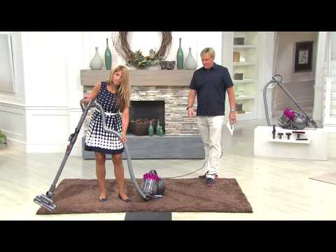 Dyson DC39 Origin Canister Ball Vacuum with 5 Attachments with Rick Domeier