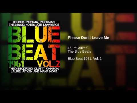 Laurel Aitken Blue Beats Bar Tender