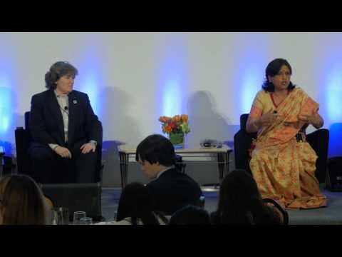 Q&A for Spotlight Speakers – WEPs 2016 Day 2
