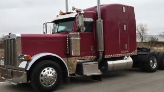 FOR SALE 2006 Peterbilt 379 CAT 550HP 13 Speed