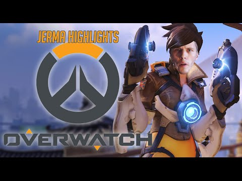 Jerma Highlights: Overwatch - Jerma the Ster