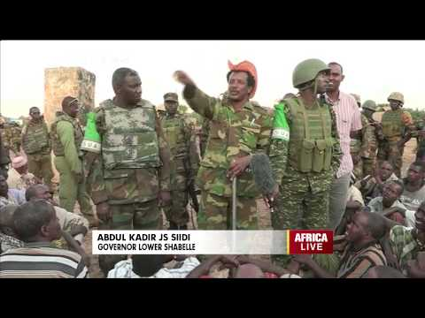 Somali and AMISOM Troops Retake 2nd Major Town