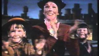 "MARY POPPINS - TVE (1996) Incluye musical ""Chim Chim Cher-ee"""