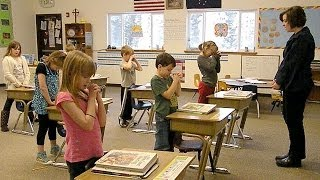 Prayer In Public (Schools) Pushed By Southern Democrats  1/6/13