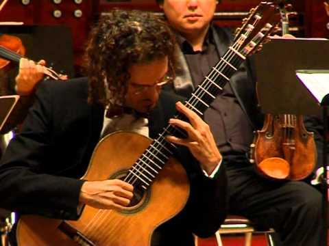 Antonio Vivaldi concerto in Re magg. per chitarra e archi.