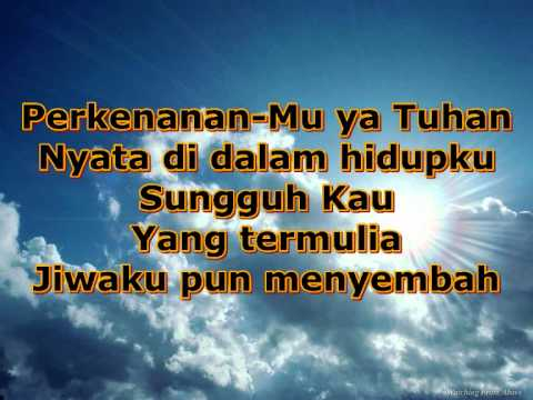 True Worshippers - Anug'rah Terbesar (with Lyrics) video