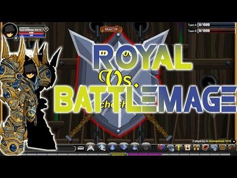 =AQW=Royal BattleMage PvP 2014