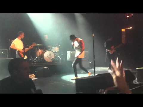WEST COAST - The Neighbourhood live 11.2.13 at the Ventura