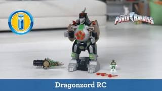 Imaginext® Power Rangers™ Green Ranger & Dragonzord RC | Fisher-Price